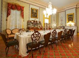 dining rooms customize dining room curtains with elegant dining