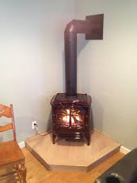 gas fireplace stove vent pipe condensation freezing hearth com