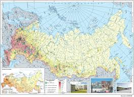 Geography Of Russia by Russia Split In Half By Population Europe