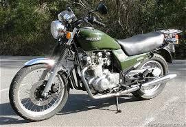 Suzuki Gr Suzuki Gr650 Tempter Classic Motorcycle Review Realclassic Co Uk