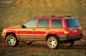 jeep laredo jeep grand cherokee specs 1993 1994 1995 1996 1997 1998