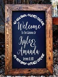 best 25 chalkboard wedding signs ideas on pinterest wedding