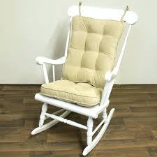 Rocking Chair Covers For Nursery Outdoor Rocking Chair Cushions Rocking Chair Pads For Baby Nursery