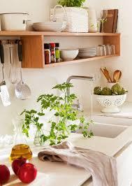 kitchen styling ideas una casa fresca de ventanas abiertas cuines pinterest kitchen