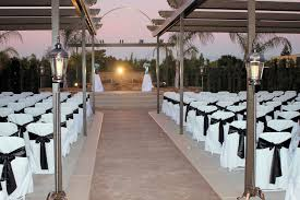 outdoor wedding venues fresno ca wedgewood wedding banquet center in fresno california for an