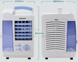 fan that uses ice to cool champion cooler fan ice air conditioner portable humidifier