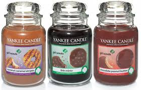 buy yankee candle scout cookies candles