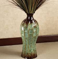 decorative sticks for vases decorative floor vases ceramic modern floor vase fillers with tall design and high gloss finished plus