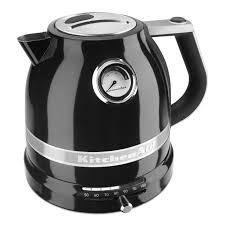 kitchenaid pro line electric water boiler tea kettle multiple