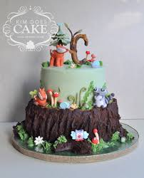 woodland themed baby shower woodland theme baby shower cakecentral