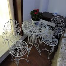 Small Patio Table And Chairs by American Iron Indoor Leisure Outdoor Patio Tables And Chairs