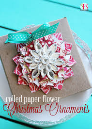 diy paper ornament chirstmas craft i nap time