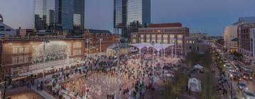 sundance square tree lighting 2017 sundance square your favorite downtown in texas