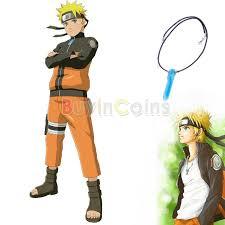 naruto anime necklace images Naruto hokage uzumaki blue crystal anime tsunade necklace cosplay jpg