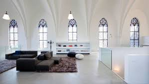 Church Converted To House by Church Conversion Into A Residence In Utrecht By Zecc Yatzer