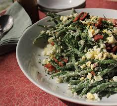 cuisiner les haricots verts haricots verts and horseradish salad emerils com