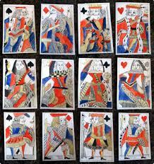 david binns the world of cards