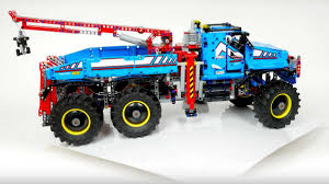 lego ford truck lego u0027s latest technic 42070 set gets you a badass 6x6 all terrain