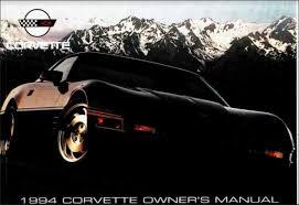1994 corvette transmission 1994 c4 corvette guide overview specs vin info
