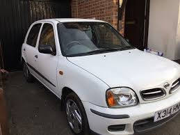 nissan micra fuel consumption immaculate smooth running low fuel consumption in papworth