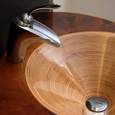 ammonitum s beautiful wooden bathroom fixtures core77