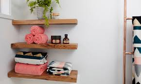 Making Wooden Bookshelves by D I Y Wooden Shelves Bunnings Warehouse