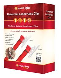 ladderless all in one light clip store