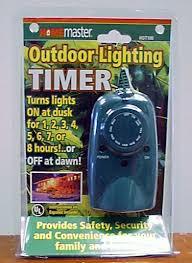 Outdoor Lighting Timer Amazing Interior Home
