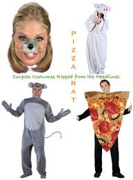 Pizza Halloween Costume Couples Costumes 2017 Halloween Costume Ideas Partyideapros