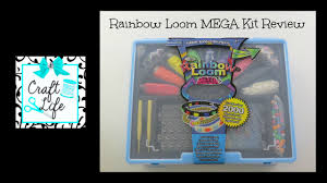 kit bracelet rainbow images Craft life rainbow loom walmart loominator mega kit review easy jpg