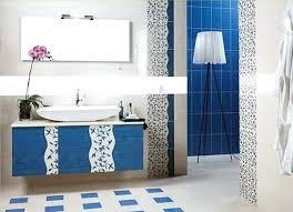 blue bathroom design ideas blue and white bathroom ideas worldstem co