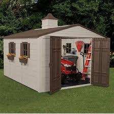 suncast storage building 10x12 1 2 u0027 138481 patio storage at