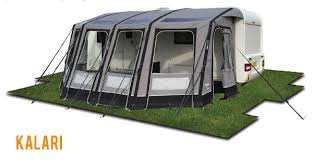 Used Caravan Awnings Inflatable Caravan Air Awnings Vango