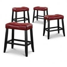 24 Bar Stool With Back Red Saddle Stool Foter