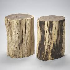 tree stump accent table furniture winning tree trunk dining room table buy stump slices