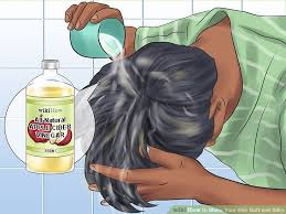 how to make hair soft 3 effective ways to make your hair soft and silky wikihow