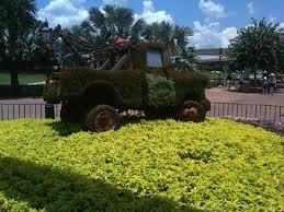 cars movie garden picture epcot orlando tripadvisor