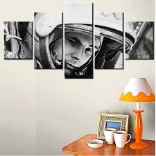 Wall Accessories Group Online Get Cheap Space Wall Art Astronaut Aliexpress Com