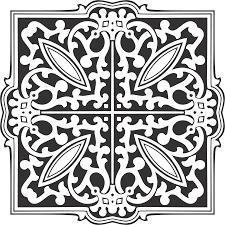 clipart vintage decorative ornamental design