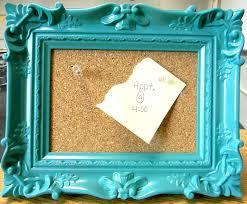 make a diy cork board for your dorm the ocm blog