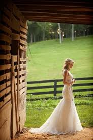 dress for barn wedding 27 stunning barn wedding dresses weddingomania