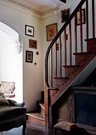 silver marlin by benjamin moore paint color pick wood staircase