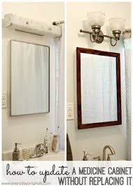 bathroom medicine cabinets ideas medicine cabinet gets a facelift for 30 medicine cabinet