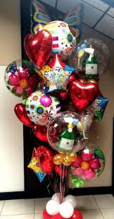 custom balloon bouquet delivery exploding balloon drop balloon decorating guide custom balloon