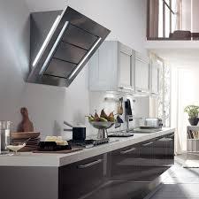 aspiration cuisine agréable type de hotte de cuisine 4 hotte murale inclin233e