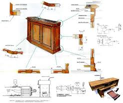 Awesome Home Bar Plans And Designs Free Interior Design