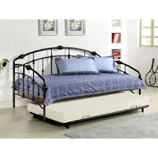 metal daybeds for sale mainstays twin daybed black walmart com 3