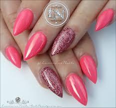 acrylic nail designs with diamonds choice image nail art designs