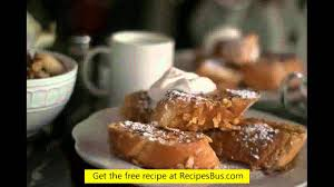 ina garten french toast casserole youtube