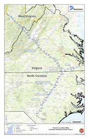 Virginia On Map by Risky And Unnecessary Natural Gas Pipelines Threaten Our Region